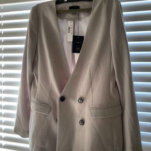 J. Crew French Girl Blazer in 365 Crepe